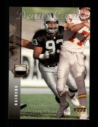 1994 Upper Deck #95  Greg Townsend