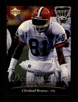 1995 Upper Deck #275  Michael Jackson