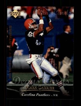 1995 Upper Deck #295  Mark Carrier