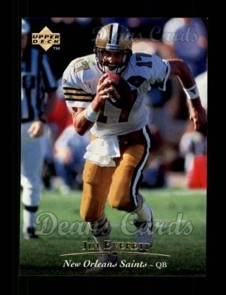 1995 Upper Deck #69  Jim Everett