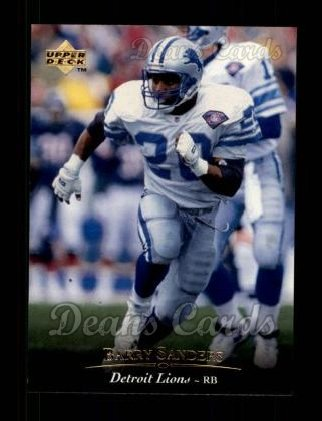 1995 Upper Deck #94  Barry Sanders