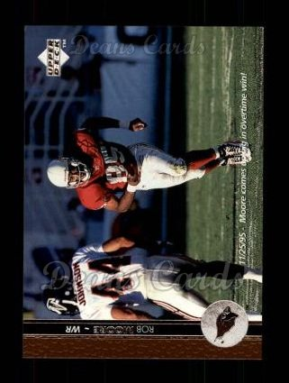 1996 Upper Deck #121  Rob Moore