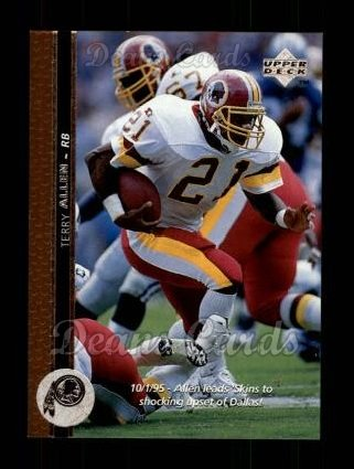 1996 Upper Deck #90  Terry Allen