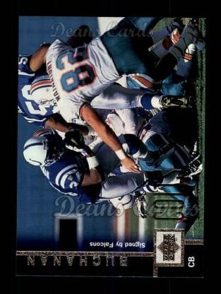 1997 Upper Deck #164  Ray Buchanan