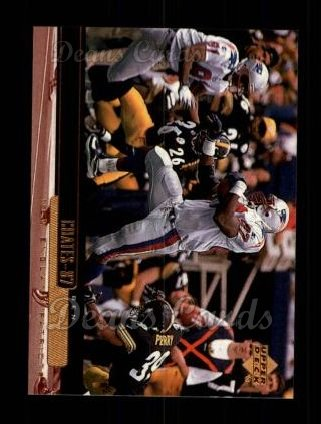1999 Upper Deck #124  Ben Coates