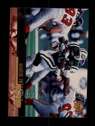 1999 Upper Deck #147  Curtis Martin