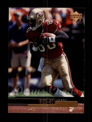 1999 Upper Deck #190  Jerry Rice