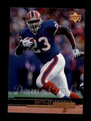 1999 Upper Deck #24  Antowain Smith