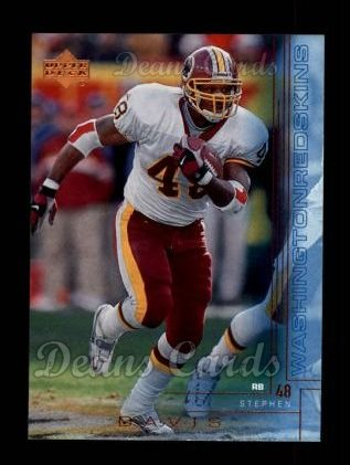 2000 Upper Deck #215  Stephen Davis