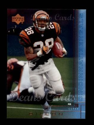 2000 Upper Deck #46  Corey Dillon