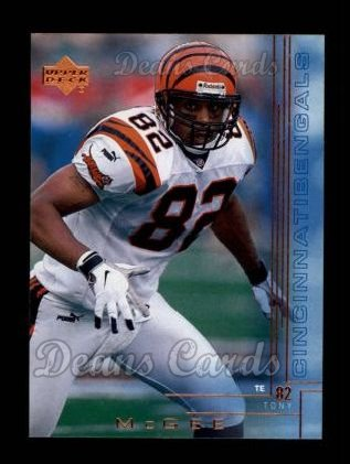 2000 Upper Deck #51  Tony McGee