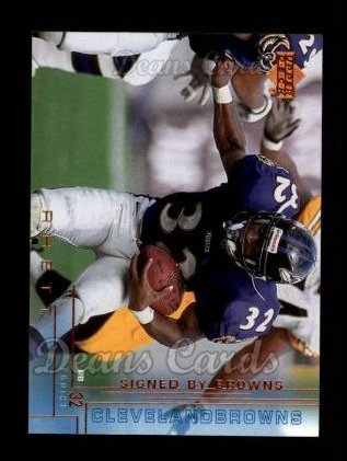 2000 Upper Deck #56  Errict Rhett