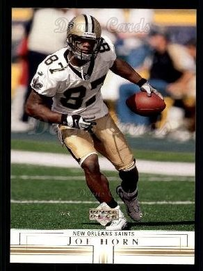 2001 Upper Deck #101  Joe Horn