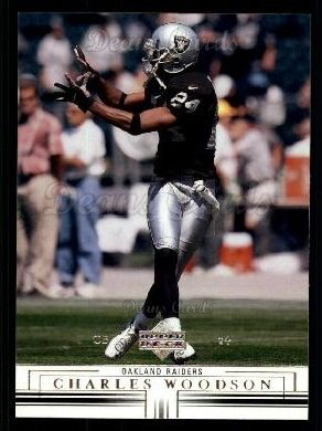 2001 Upper Deck #123  Charles Woodson