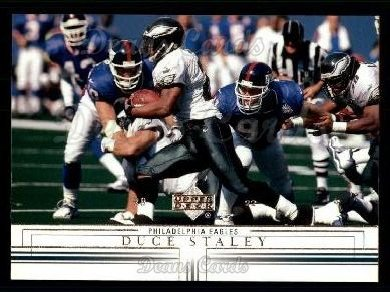 2001 Upper Deck #125  Duce Staley