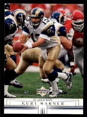 2001 Upper Deck #136  Kurt Warner
