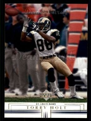 2001 Upper Deck #138  Torry Holt