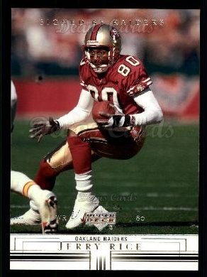 2001 Upper Deck #148  Jerry Rice