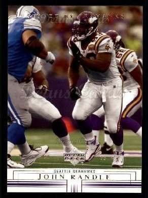 2001 Upper Deck #158  John Randle