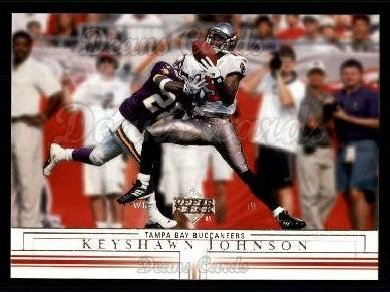 2001 Upper Deck #165  Keyshawn Johnson
