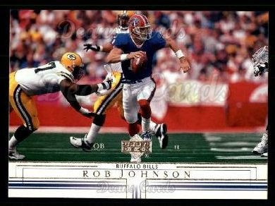 2001 Upper Deck #17  Rob Johnson
