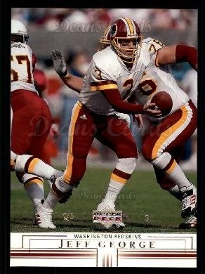 2001 Upper Deck #173  Jeff George