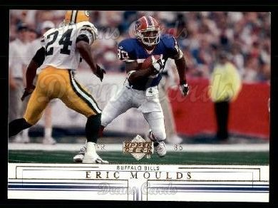 2001 Upper Deck #18  Eric Moulds