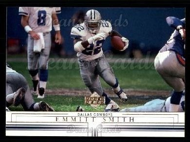 2001 Upper Deck #47  Emmitt Smith