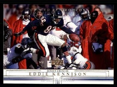2001 Upper Deck #57  Eddie Kennison