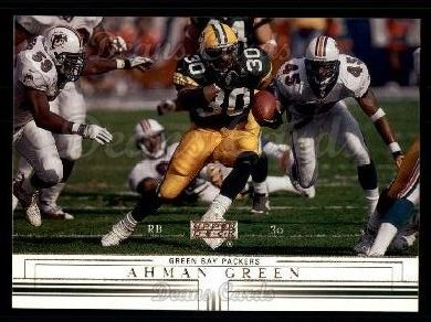 2001 Upper Deck #66  Ahman Green