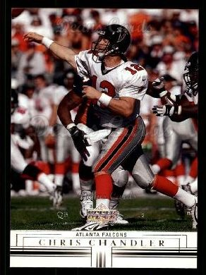 2001 Upper Deck #7  Chris Chandler