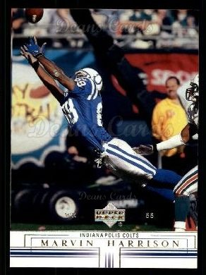 2001 Upper Deck #70  Marvin Harrison