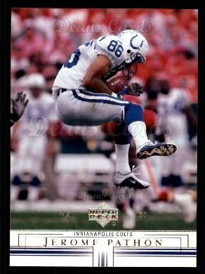 2001 Upper Deck #71  Jerome Pathon