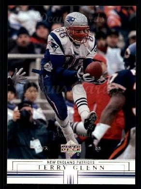 2001 Upper Deck #95  Terry Glenn