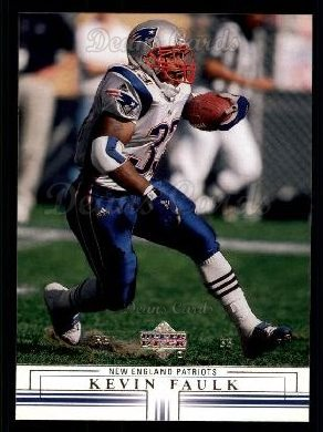 2001 Upper Deck #96  Kevin Faulk