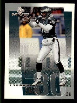 2001 Upper Deck MVP #203  Torrance Small