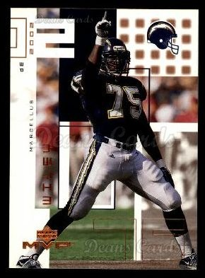 2002 Upper Deck MVP #199  Marcellus Wiley