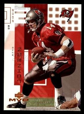 2002 Upper Deck MVP #235  Brad Johnson