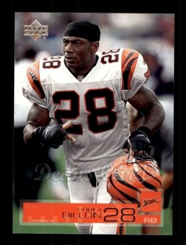 2002 Upper Deck #37  Corey Dillon