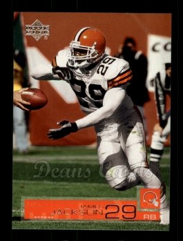 2002 Upper Deck #42  James Jackson