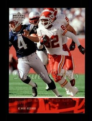 2003 Upper Deck #101  Dante Hall