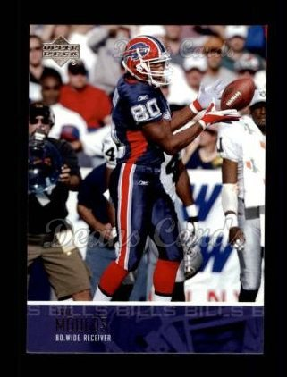 2003 Upper Deck #110  Eric Moulds