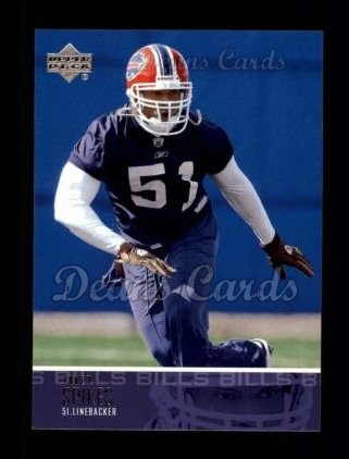 2003 Upper Deck #113  Takeo Spikes