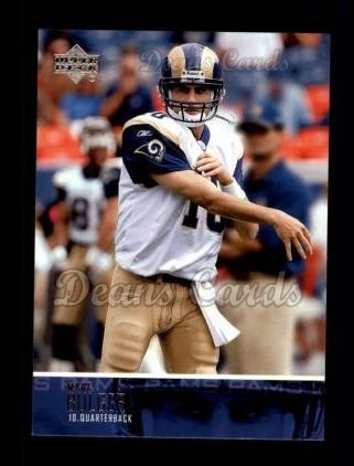 2003 Upper Deck #124  Marc Bulger