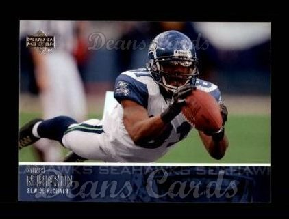 2003 Upper Deck #131  Koren Robinson
