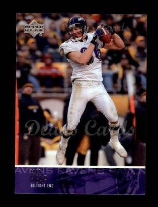 2003 Upper Deck #133  Todd Heap