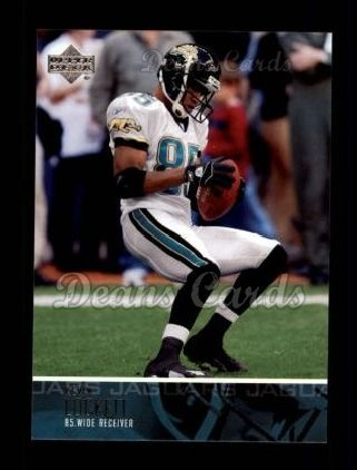 2003 Upper Deck #145  Kevin Lockett