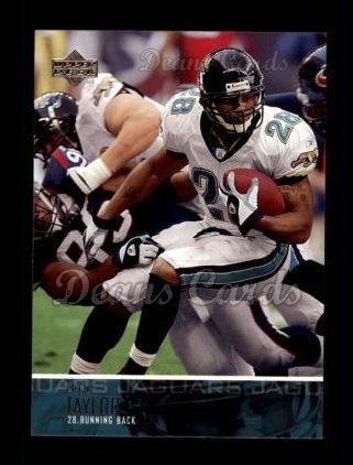 2003 Upper Deck #147  Fred Taylor