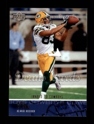 2003 Upper Deck #159  Terry Glenn
