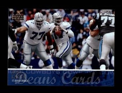 2003 Upper Deck #162  Quincy Carter